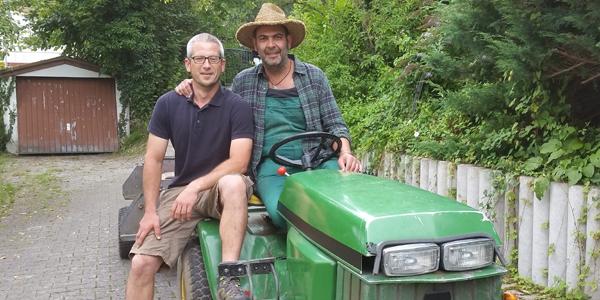 Baumschule Fellner: Einsatz bei Hubert & Staller